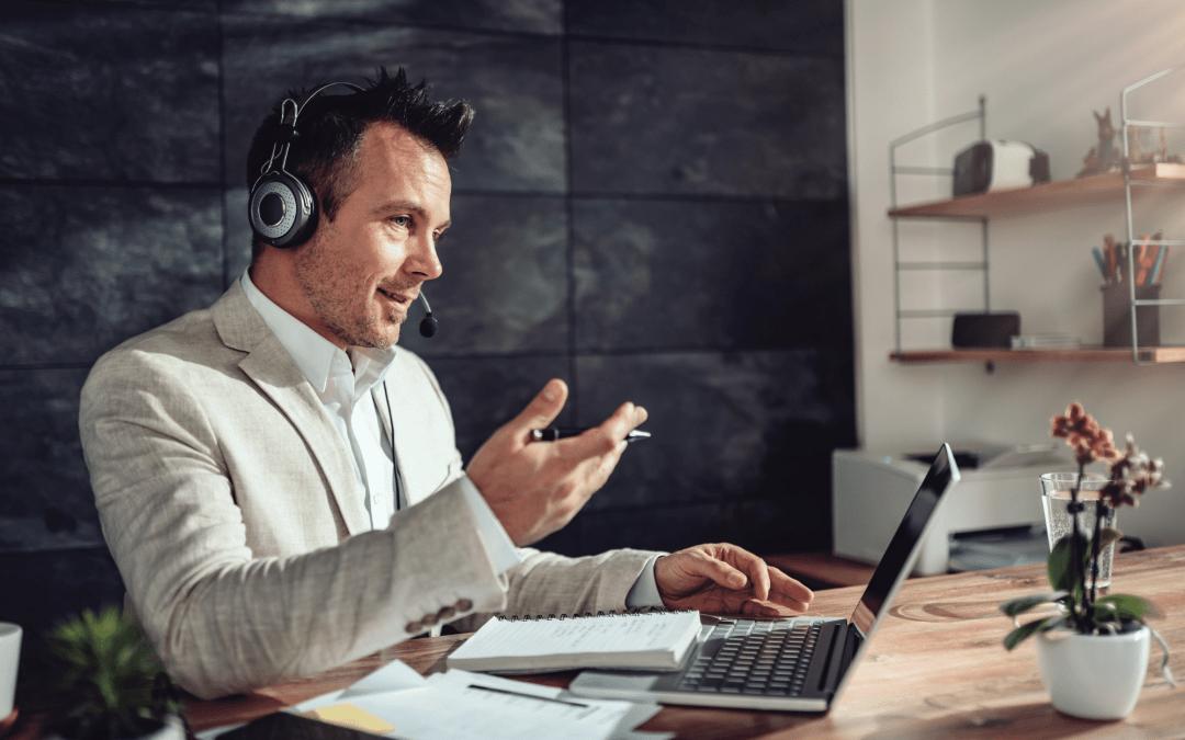 Boven de massa uitspringen met jouw online meetings